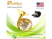 Antigua Eldon EFH211LQ French Horn With Case Student Model