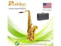 Eldon Antigua TS0242LQ Bb Tenor Saxophone Lacquer Tenor Sax Student Model