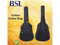 BSL Guitar Bag 41 Inch Acoustic Bagpack Classical Cotton Bag Case 600D
