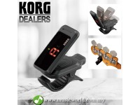 Korg PC-2 Pitchclip Clip On Tuner Chromatic Tuner (PC2 PC 2)