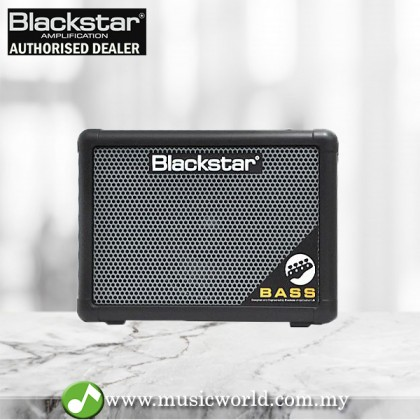 Blackstar FLY 3 Bass Guitar Amplifier Mini Amp FLY-3 FLY 3