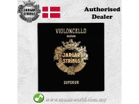 Jargar Superior Cello String Set Medium Denmark Handmade Premium String