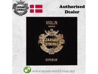 Jargar Superior Violin String Set Denmark Handmade Premium String Set
