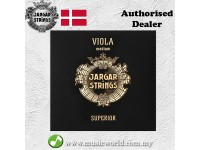 Jargar Superior Viola String Set Denmark Handmade Medium Gauge Premium