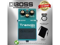 Boss TR-2 Tremolo Guitar Effects Pedal Guitar Effect Pedal (TR2 TR 2)