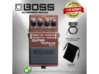 Boss OC-3 Super Octave Effect Pedal Guitar Effect Pedal (OC3 OC 3)