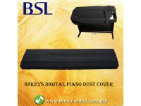 BSL 88 Key Dust Cover Digital Piano Dust Cover Keys Protector Yamaha Casio Korg Roland