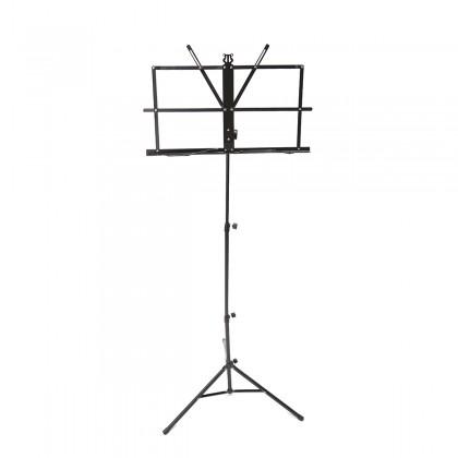 BSL P-01 Music Stand Foldable Heavy Duty Stand With Carrying Bag