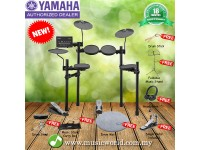 Yamaha Digital Drum DTX-402K Electronic Drum Kit Package (DTX 402 DTX402K)