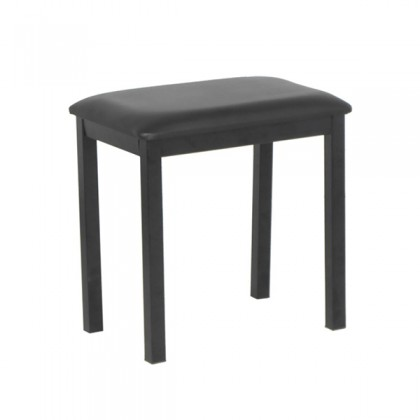 BSL Q90H Piano Leather Bench Chair Stool for Keyboard Organ Digital Piano With Metal Leg