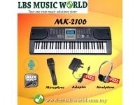 BSL MK-2106 Mini Key Portable Keyboard Organ Electronic Piano