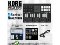 Korg nanoKEY Studio Midi Controller Mobile Midi Keyboard ( Nano Key / Nanokey-Studio)