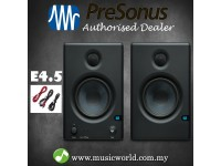 PreSonus Eris E4.5 2-Way Monitor Active Studio Powered Monitors (E 4.5)