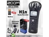 Zoom H1n Digital Handy Recorder and APH-1n Accessory Pack (H 1n)