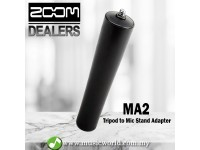 Zoom MA2 Tripod to Mic Stand Adaptor for Handy Recorders (MA-2)