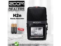 Zoom H2n Handy Recorder Field Recorder (H-2n)