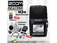 Zoom H2n Handy Recorder  and APH-2N Recorder Accessory Package (H-2n)