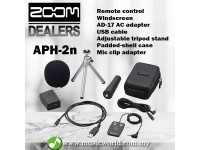 Zoom APH-2n Accessory Package for H2n Handy Recorder (APH2n)