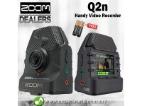 Zoom Q2n Handy Video Recorder Camera Recorder Wide Angle Lens (Q 2n)