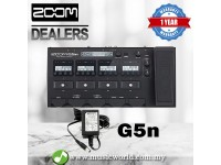 Zoom G5n Effect Multi Effects Processor With Pedal and Adapter