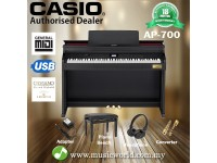 Casio AP-700 88 Key Celviano Digital Piano Black (AP700 AP 700)