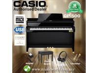 Casio GP-500 88 Key CELVIANO Grand Hybrid Digital Piano Black (GP500 GP 500)