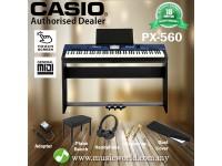 Casio PX-560 MBE 88 Key Privia Digital Piano (PX560 PX560MBE)