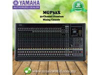 Yamaha MGP32X 32 Channel Premium Mixing Console Mixer with Effects