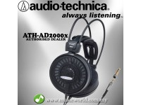 Audio Technica - ATH-AD2000X Professional Monitor Headphone (AD2000X)