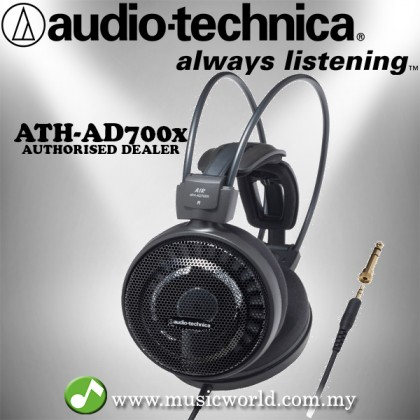 AUDIO TECHNICA - ATH-AD700X Professional Studio Monitor Headphone (AD700X)