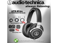 AUDIO TECHNICA - ATH-M70x Professional Monitor Headphone (M70x)
