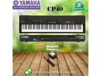 Yamaha CP40 Stage 88 Key Wooden Key Stage Piano Hammer Action Keybed (CP 40)