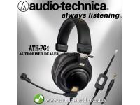 AUDIO TECHNICA - ATH-PG1 Premium Gaming Headset (ATHPG1)