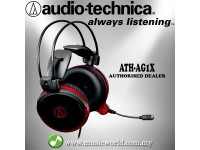 AUDIO TECHNICA - ATH-AG1x High-Fidelity Gaming Headset (AG1X)