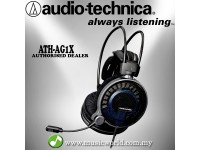 AUDIO TECHNICA - ATH-ADG1X High-Fidelity Gaming Headset (ADG1X)