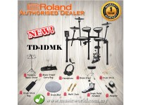 Roland TD-1DMK V-Drums Electronic Digital Drum Set V Drum Package (TD1DMK)