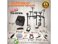 Roland TD-1DMK V-Drums Electronic Digital Drum Set V Drum Package With Amp (TD1DMK)
