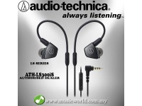 Audio Technica - ATH-LS300iS In-Ear Monitor Triple Armature Driver Headphones Earphones  (LS300iS )
