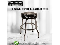 Blackstar Stool Chair Bar Guitar Stool Bench with Logo