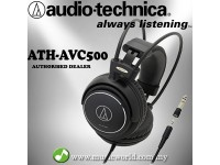 Audio Technica ATH-AVC500 Dynamic Closed-back Headphone (AVC500)