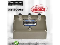 Blackstar HT-Boost Guitar Effect Pedal Bass, Treble, Boost Valve Gain (HT-Boost)
