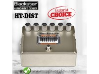 Blackstar HT-Dist Guitar Effect Pedal Distortion Valve Gain, Bass, Treble (HT-Dist)