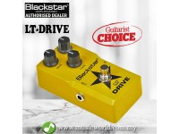 Blackstar LT-Drive Guitar Effect Pedal Drive Gain Level Tone Layout  (LTDrive)