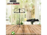 HAMILTON QK MUSIC STAND WITH BAG