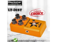 Blackstar LT-Dist Electric Guitar Valve Effect Pedal Distortion Overdrive (LTDist)
