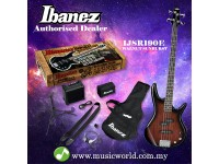 Ibanez IJSR190E-WNS Walnut Sunburst Electric Bass Guitar Jumpstart Pack (IJSR190E)