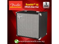 Fender Rumble 25 V3 25-watt Amp 1x8 Guitar Bass Combo Amplifier Speaker