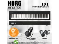 Korg D1 88 key Stage Piano Midi Controller (D-1)