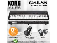 Korg Grandstage 88 Keys Digital Stage Piano (Grand Stage GS1-88)
