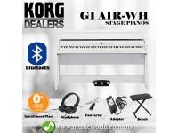 Korg G1 Air 88 Keys Digital Home Piano with Bluetooth White (G-1)